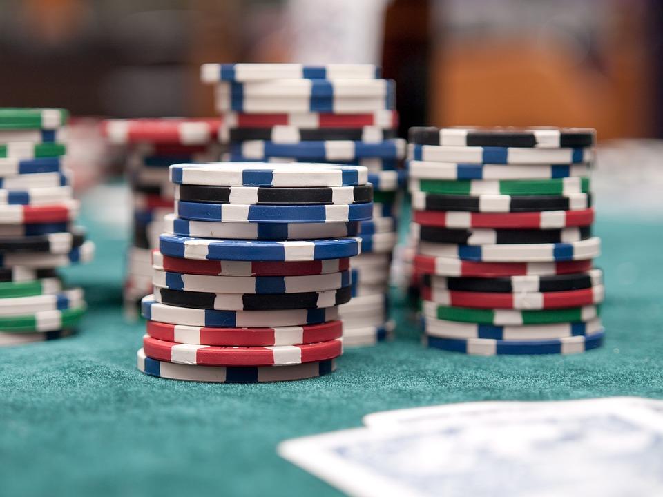 Poker og gambling